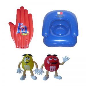 PVC reclame items